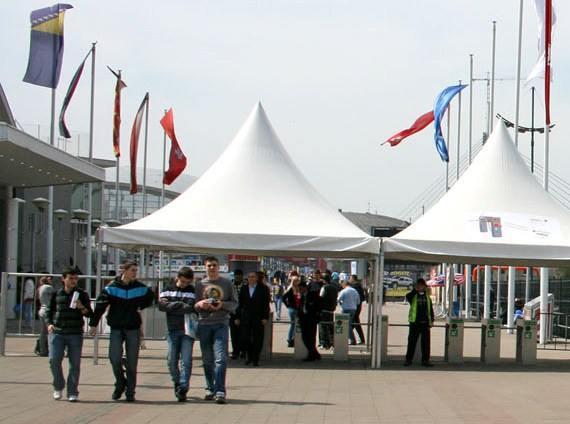 Modern Ticketing and Access Control System Implemented for Belgrade Fair